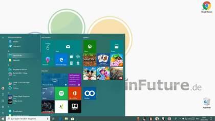 Neuerungen Windows 10 Spring Creators Update