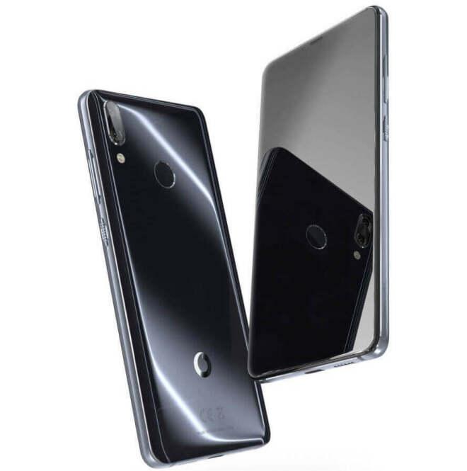 Vodafone-Smartphones 2018
