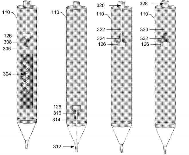 Microsoft-Patent: LEDs im Surface Stylus