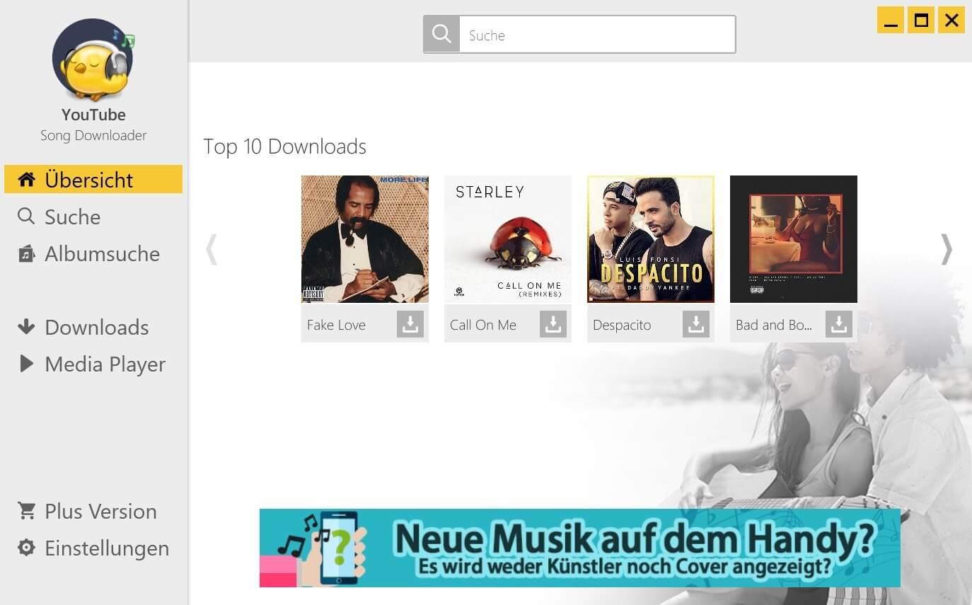 YouTube Song Downloader