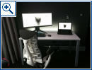 Alienware-Hotelzimmer im Hilton Panama