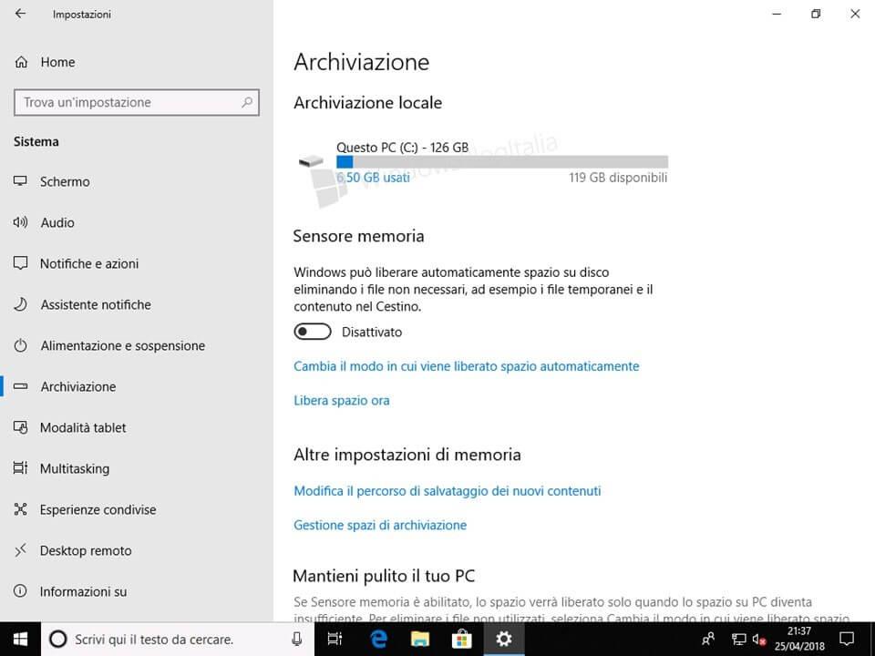 Windows 10 Lean: 'Ultraleicht'-Betriebssystem belegt nur 6,5