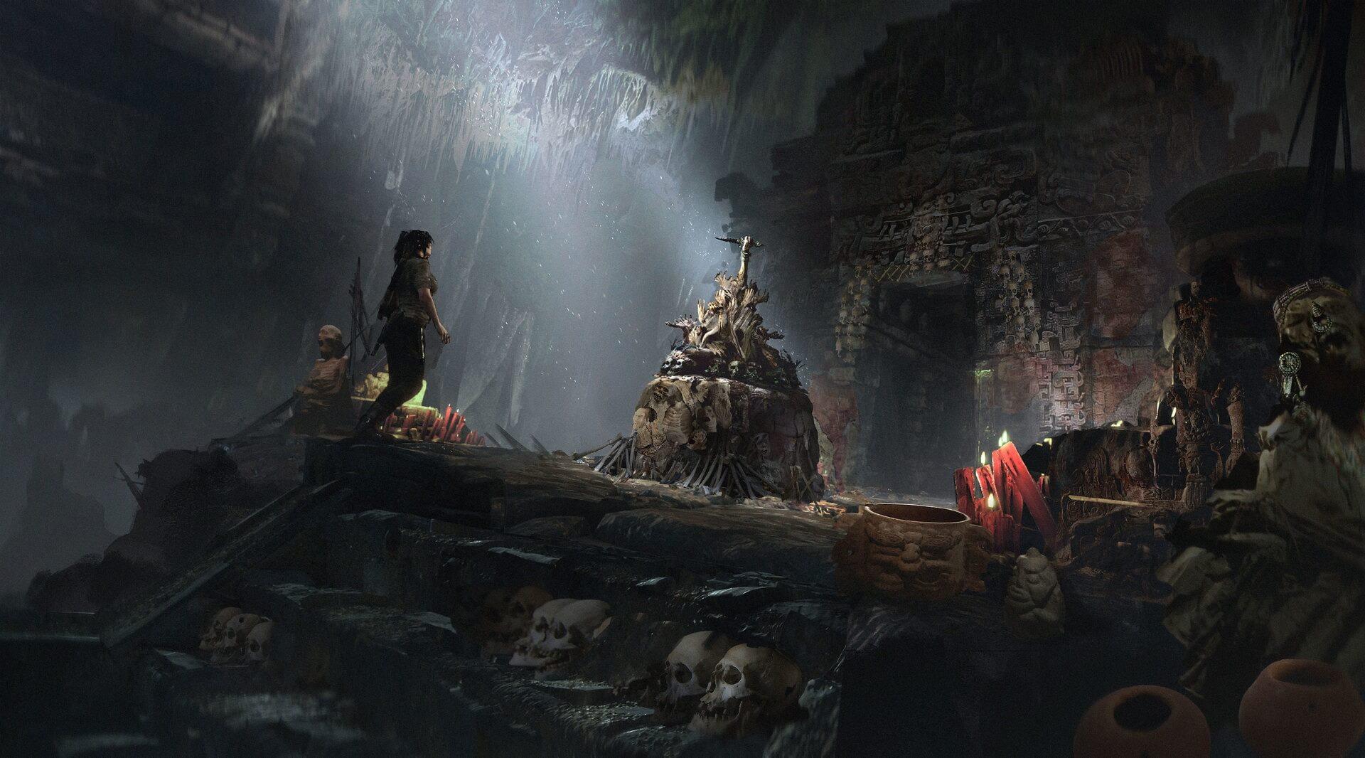 Shadow Of The Tomb Raider Tv Spot Stimmt Auf Laras Abenteuer Ein