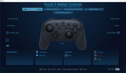 Nintendo Switch Pro Controller auf Steam