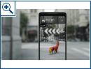 Google Maps Augmented Reality Navigation (VPS)