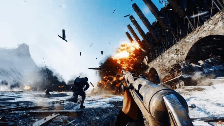 Battlefield 5 Gameplay-Screenshot