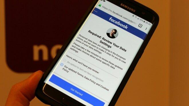 Beschwerden gegen Facebook und Google — Neuer EU-Datenschutz
