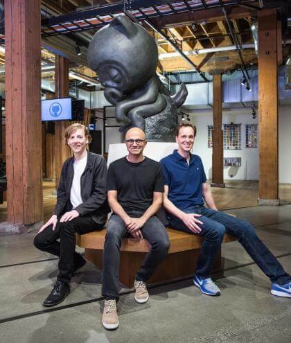 Microsoft übernimmt GitHub