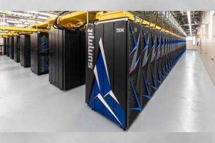 Supercomputer Summit