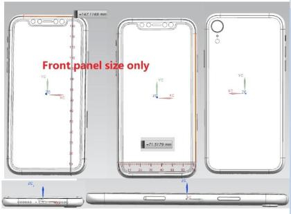 iPhone X Plus & Budget iPhone 2018