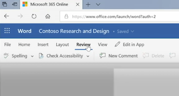 Fluent Design in Microsoft Office