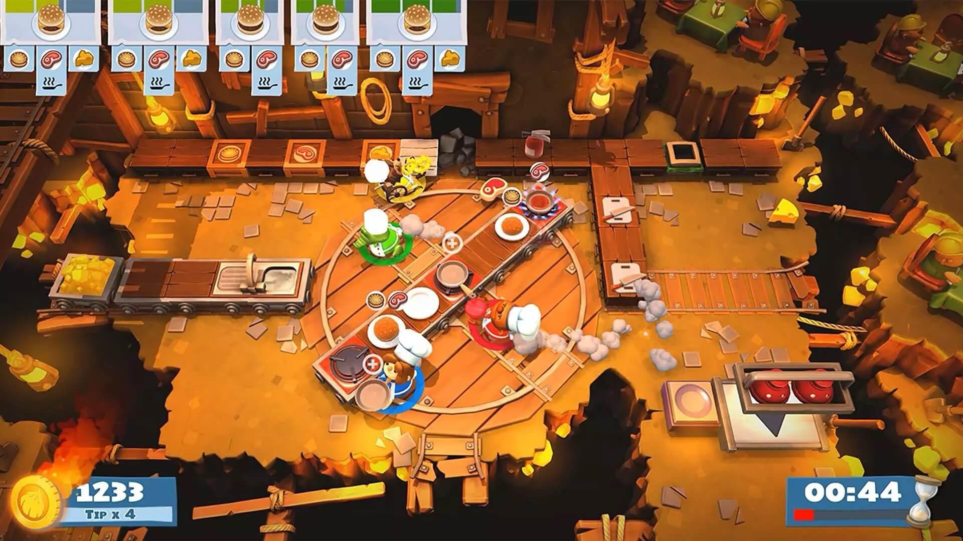 Overcooked 2 - Das Küchen-Chaos geht in die nächste Runde