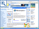 Internet Explorer 7 Beta 3 (7.0.5450.4) Deutsch