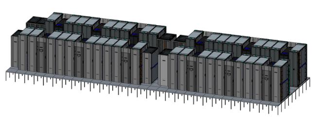 ARM-Supercomputer Astra