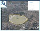 Google Earth: Entfernungen und Flächen messen - Bild 3