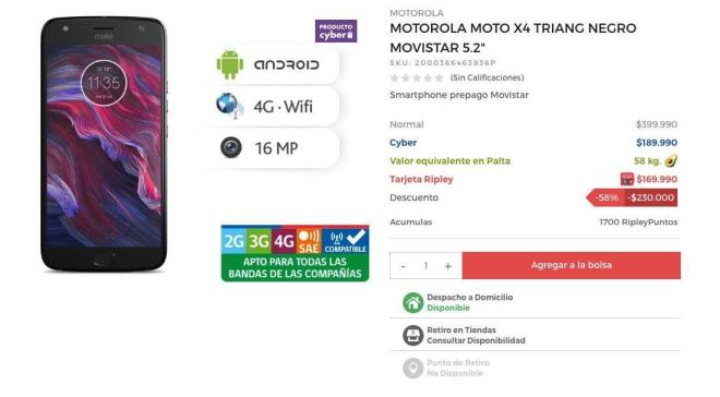 Chile: Smartphone-Bezahlung mit Avocados
