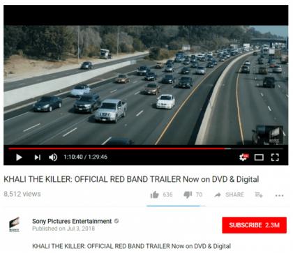 Sony Pictures: Film statt Trailer