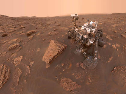 Nasa Rover Curiosity