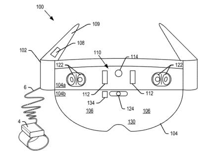 Microsoft Hologramm Patent