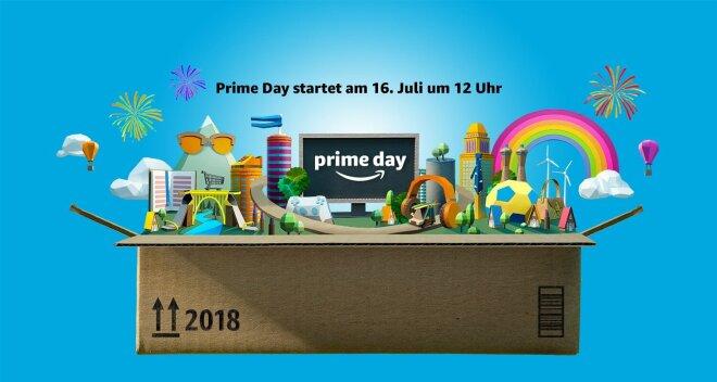 Amazon Prime Day 2018: Verdi ruft vorab Mitarbeiter zum Streik auf