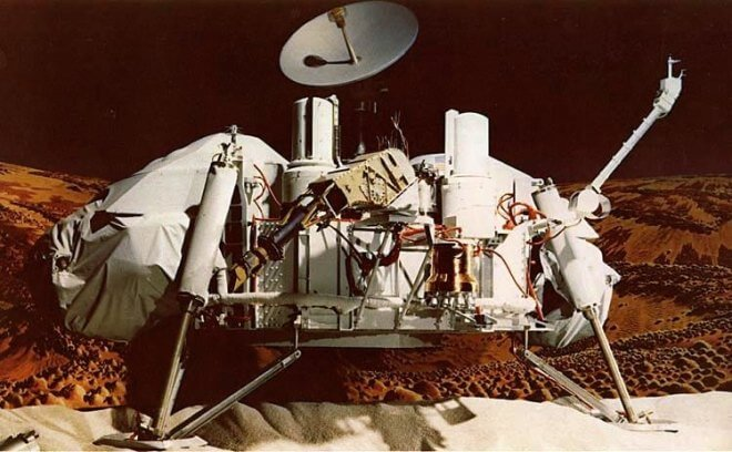 Nasa Viking Lander 1