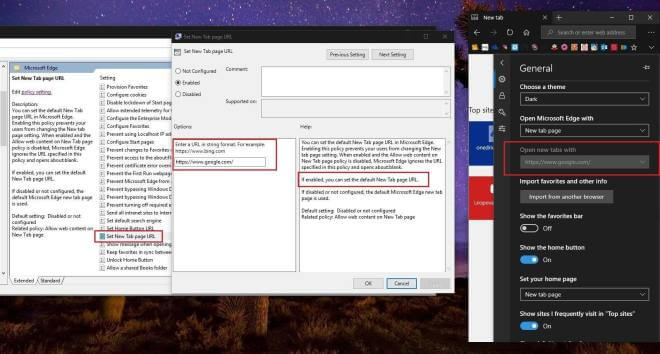 Microsoft Edge RS5