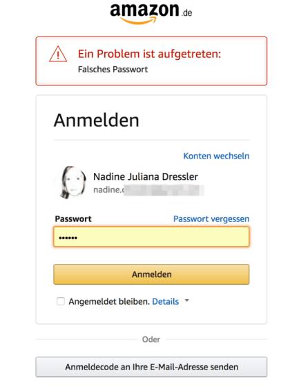Amazon Prime day 2018 Probleme