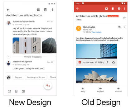 Google: So sieht das neue Material Design aus