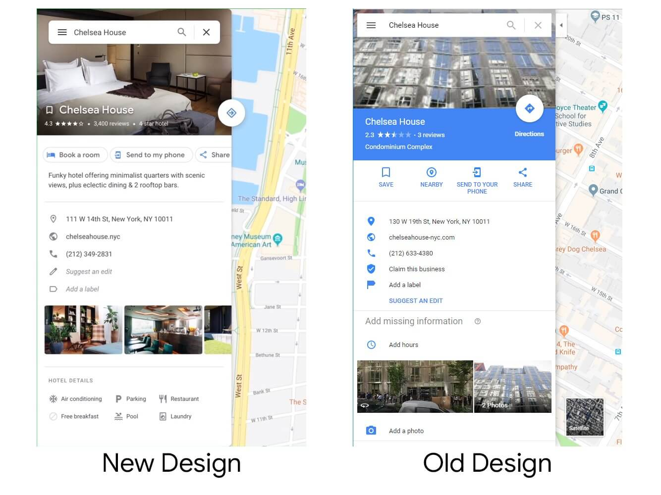 Neues Material Design: So wird Google zukünftig aussehen
