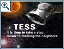 TESS (Transiting Exoplanet Survey Satellite) - Bild 2