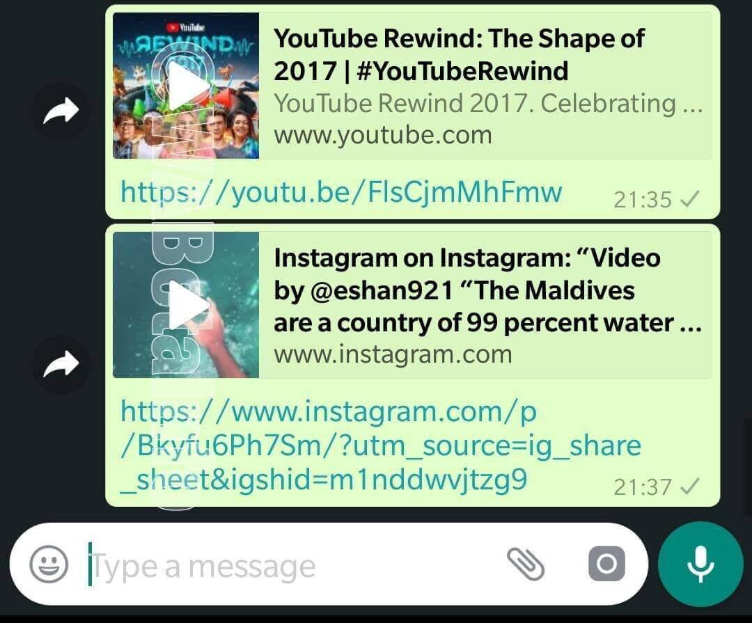 WhatsApp Bild-in-Bild-Modus