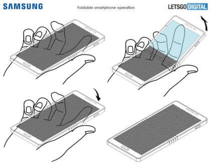 "Konzept Samsung ""Galaxy F"""