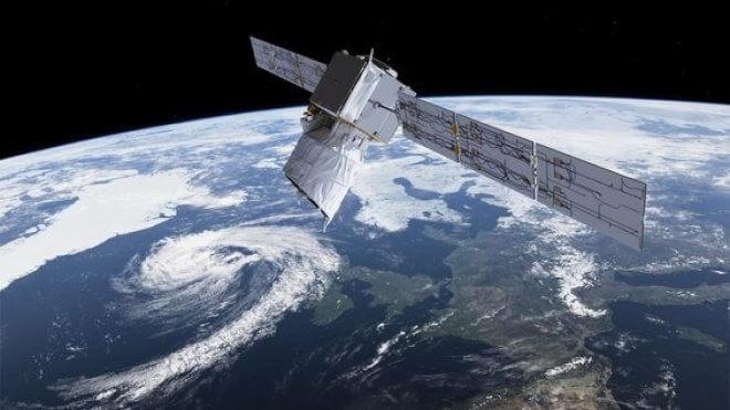 ESA-Windsatellit Aeolus