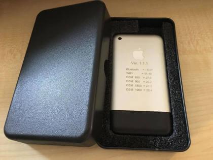 iPhone Prototyp bei Ebay