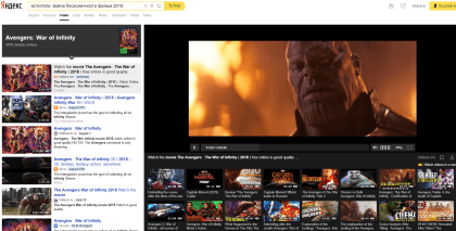 Yandex.Video