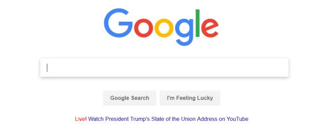 Trump vs. Google