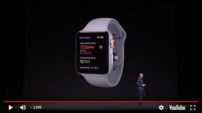 Apple Event Invite September 2018