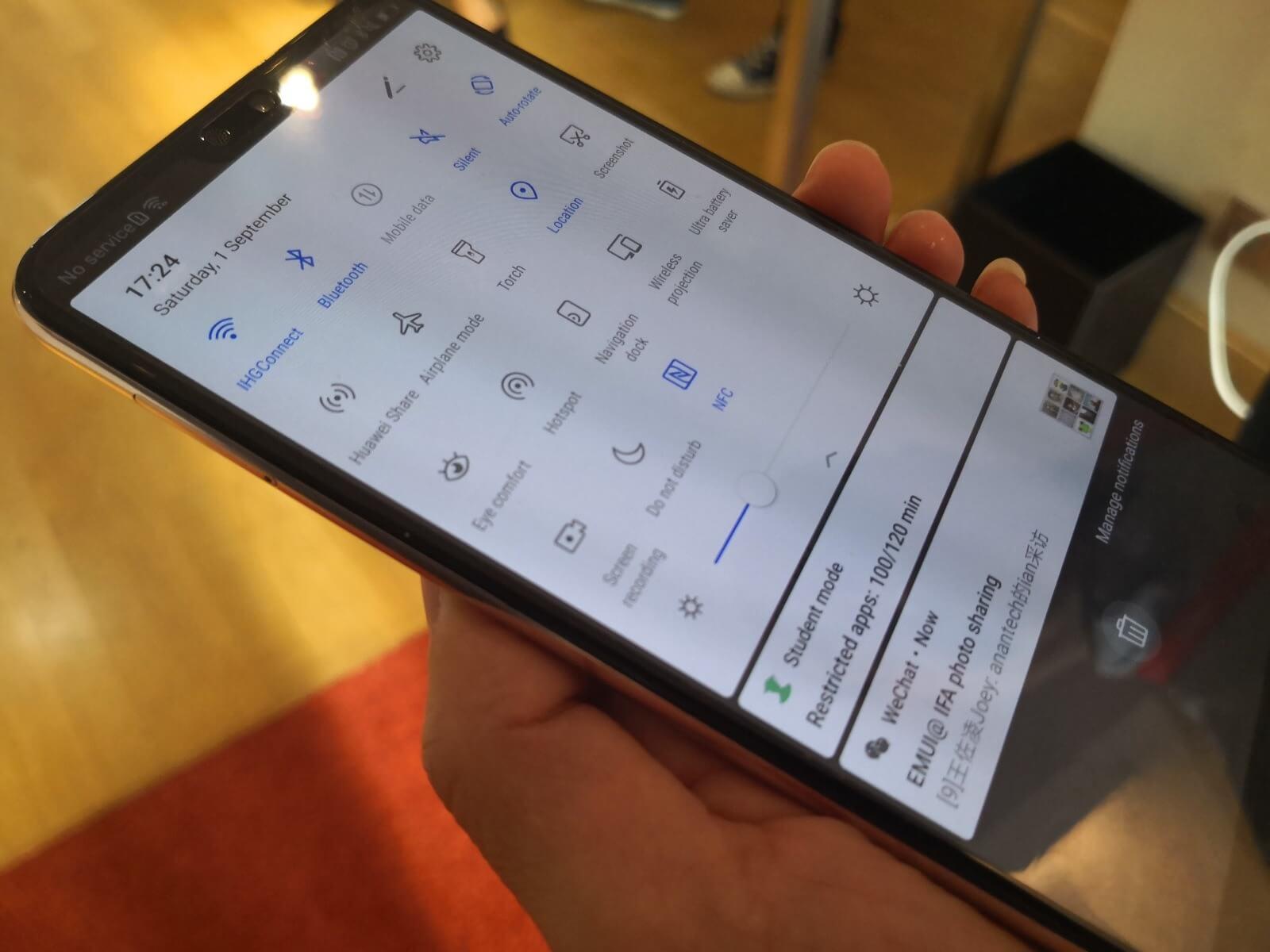 Huawei EMUI 9 0 für Android 'Pie': Erste offizielle Details