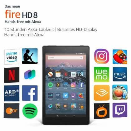 Amazon Fire HD 8 (2018)