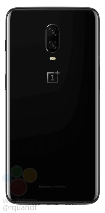 OnePlus 6T - Erstes Bild