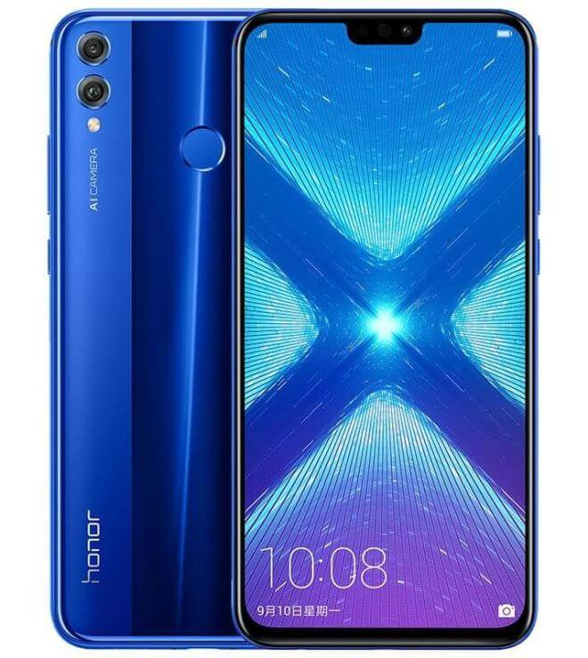 Honor 8X und Honor 8X Max