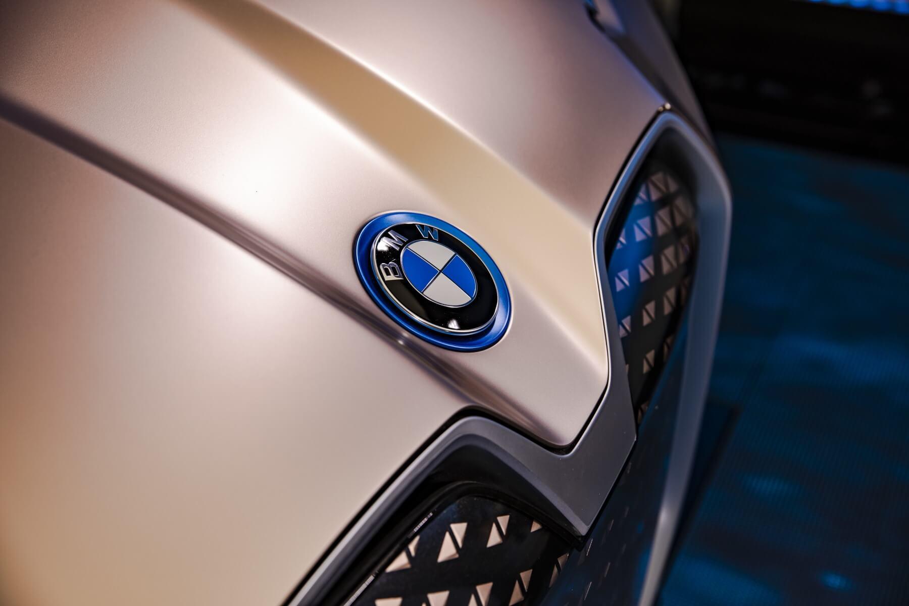 iNext: Der nächste Elektro-BMW fährt autonom