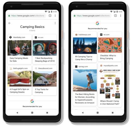 Google-Suche: Update September 2018