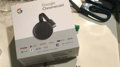Google Chromecast (3. Generation)