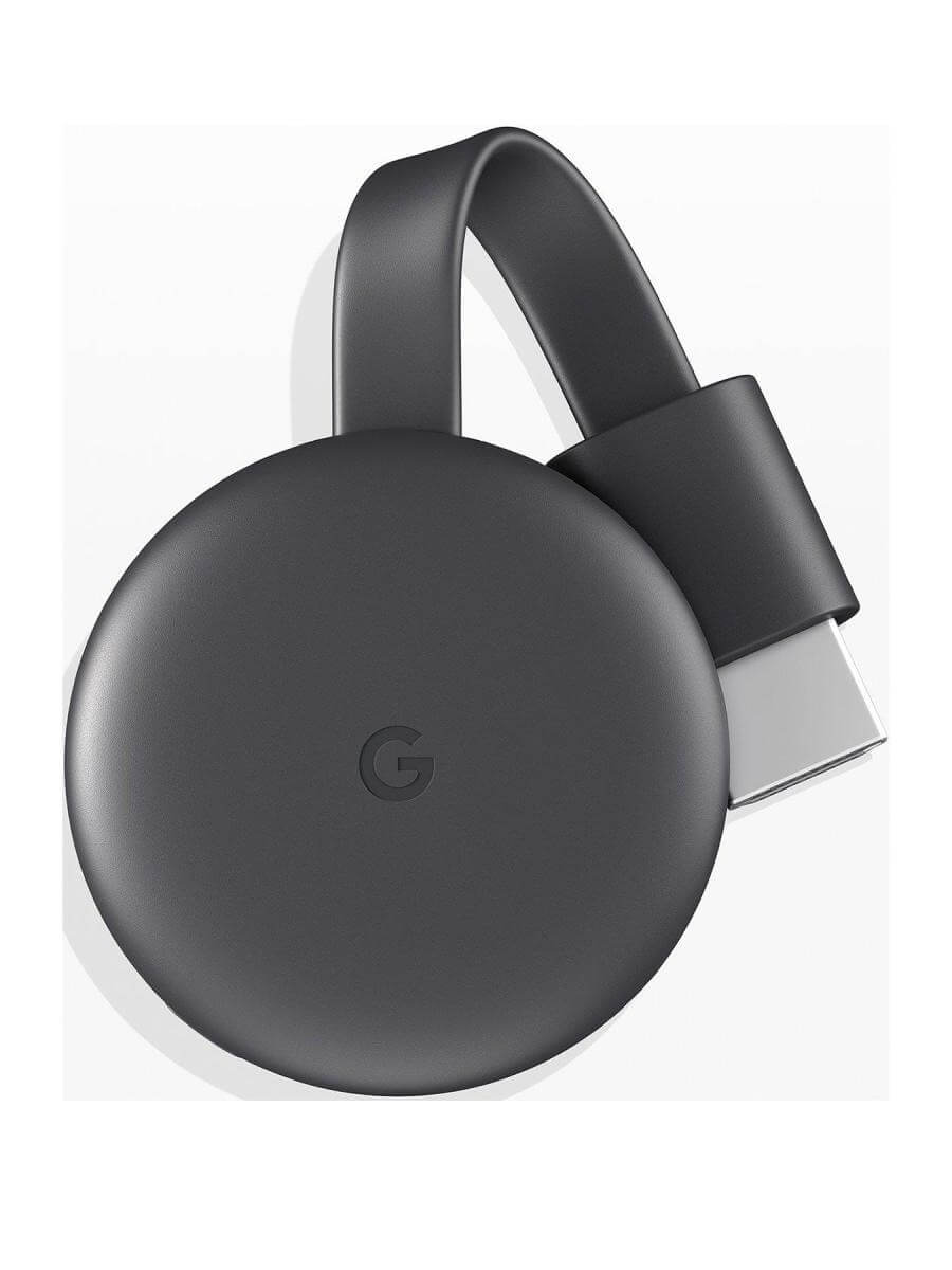 Chromecast Finden