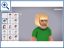 Neuer Xbox-Avatar-Editor