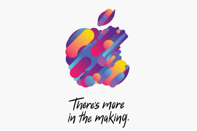Apple Event Invite Oktober 2018
