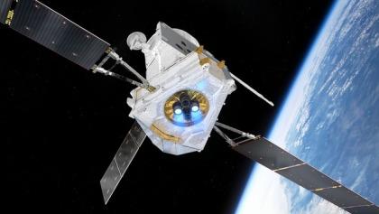Flug zum Merkur: Raumsonde
