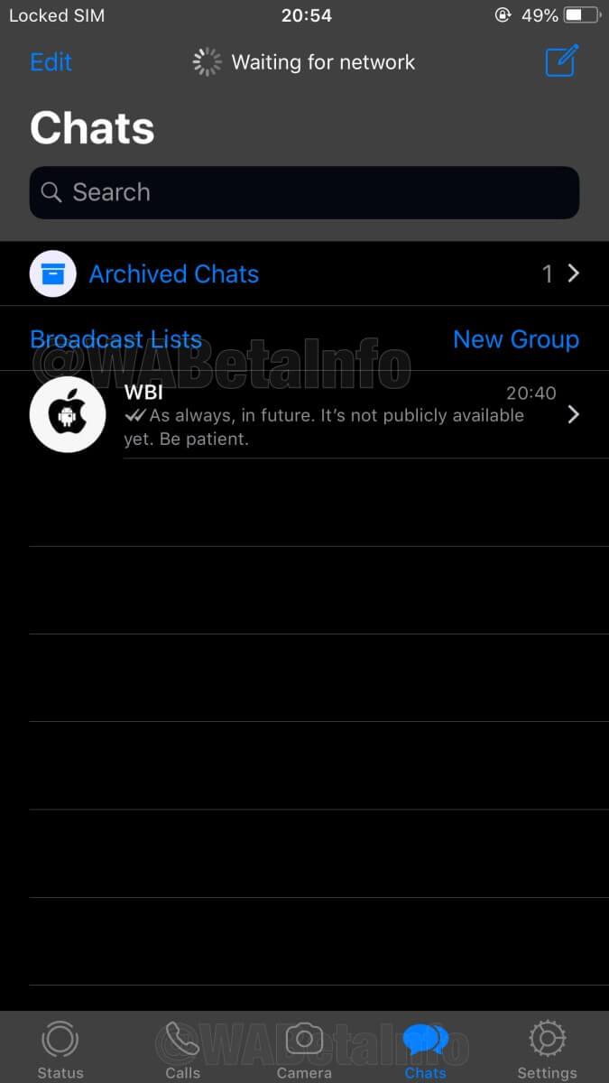 Wie bekomme ich bilder für whatsapp