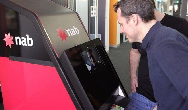 Microsoft & NAB: Geldautomat mit Windows Hello